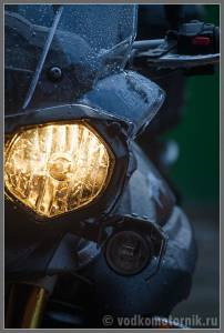 Triumph Tiger 800 - Light