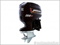 Mercury 200 OptiMax XS ROS V60° (Sport Master) Racing series